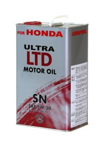 CH OEM ULTRA LTD for Honda 5W-30  4+1L БЕСПЛАТНО