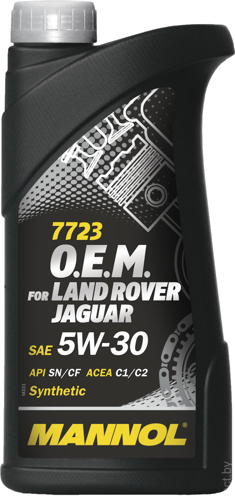 7723 OEM for Land Rover Jaguar 5W-30 1л