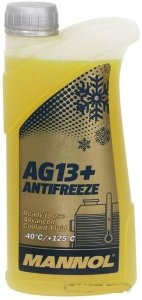 Antifreeze AG13 + -40 ЖЕЛТЫЙ Advanced 1л