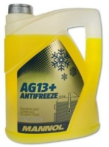 Antifreeze AG13 + -40 ЖЕЛТЫЙ Advanced 5л