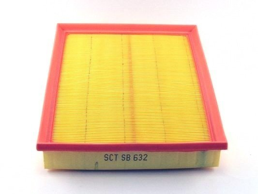 SB 632 Воздушный фильтр C 30 130