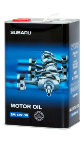 CH OEM SM for SUBARU 5W-30 (metal) 4литра
