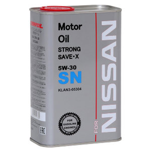 CH OEM STRONG SAVE-X for Nissan 5W-30 (metal) 1L