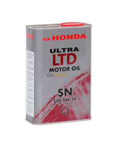 CH OEM ULTRA LTD for Honda 5W-30 (metal) 1L