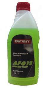 Antifreeze FAVORIT AFG 13 -40 C 1 кг