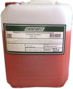 Antifreeze FF AG 12 -40 C 220кг.
