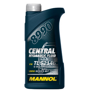 Central Hyd.Fluid 8990 0.5L METALL