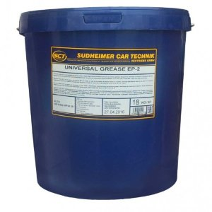 EP-2 Universal Multi- MoS2 Grease 9кг. METAL