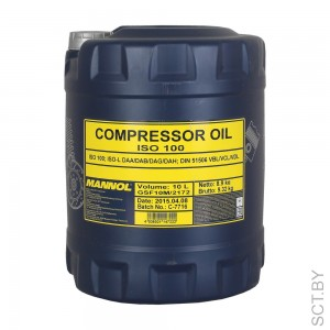 Compressor Oil ISO 100 10л.
