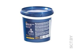 EP-2 Universal Multi-MoS2 Grease 4.5кг. METAL