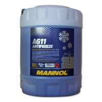 Antifreeze AG11 -40 blue 10л
