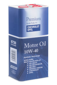 FF for Chevrolet Opel 10W-40 5л  METALL