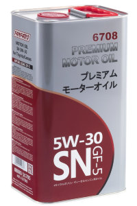 FF for Toyota Lexus 5W-30 4л METALL