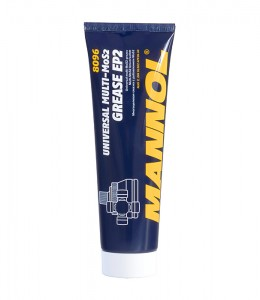 EP-2 8096 230гр MANNOL UNIVERSAL MULTI-MoS2 GREASE
